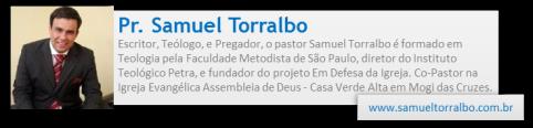 Pastor Samuel Torralbo